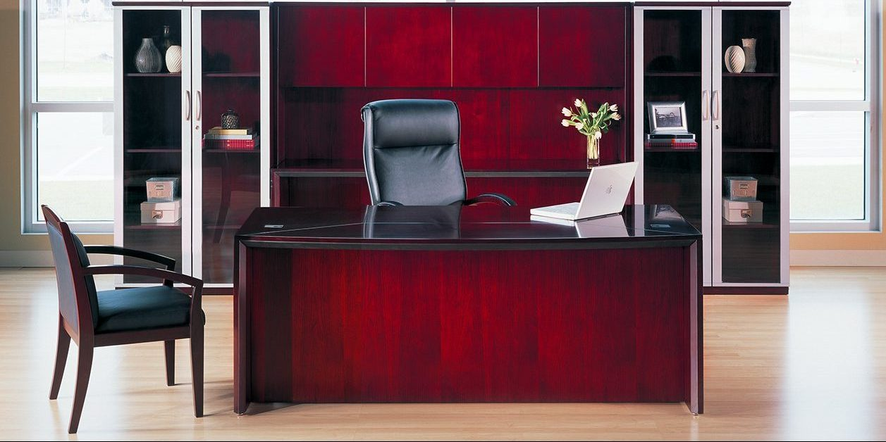 Used Office Desk for Sale Near Me Charlotte NC & Greenville SC