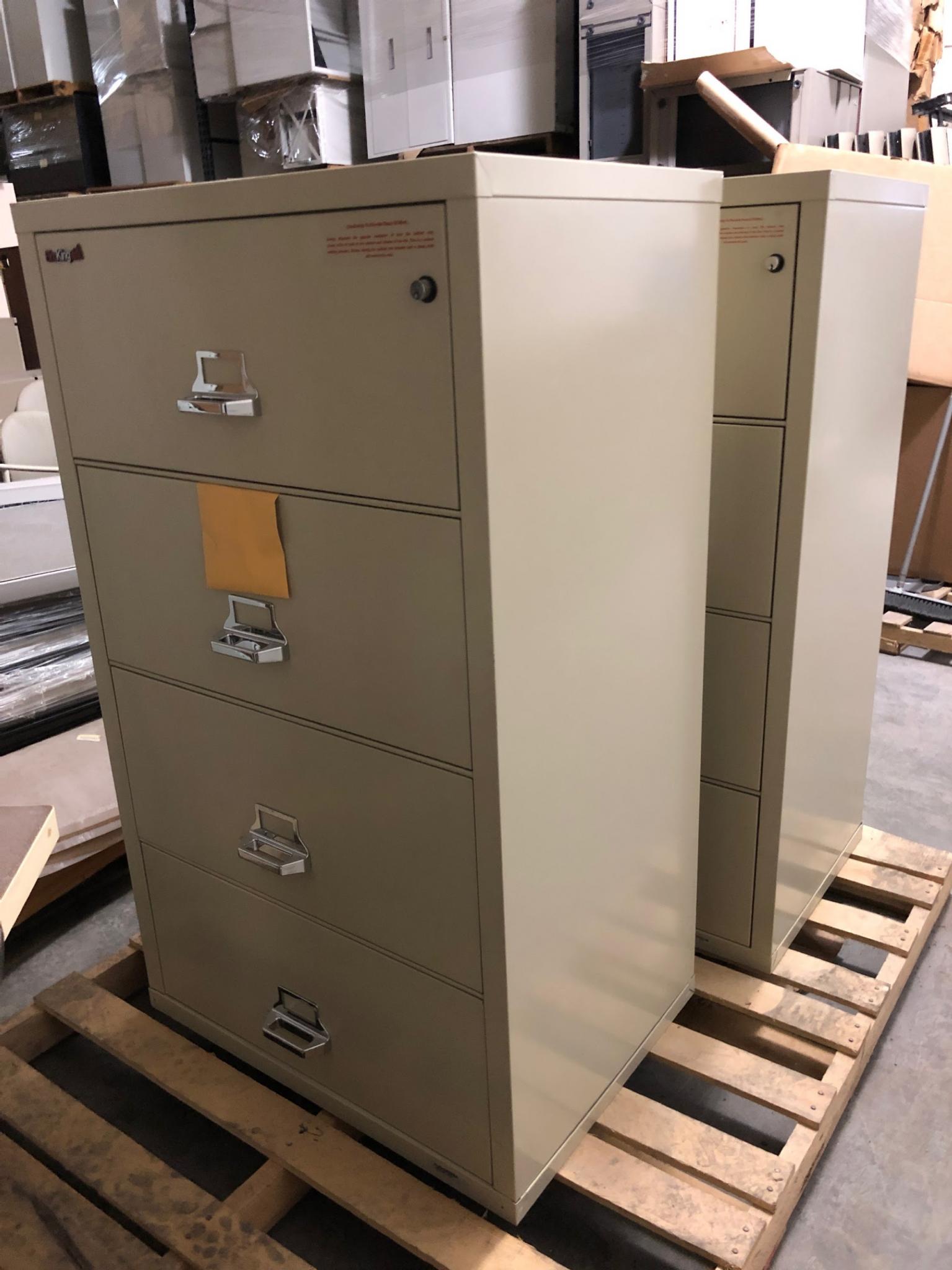 Fireking Fire File Cabinet Total Office 360